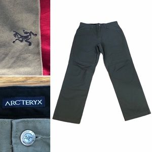 Arc'teryx Men's 34 x 32 Herren Cotton Pants